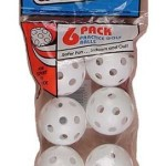 6 pack golf wiffle balls