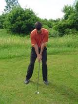 Golf Pitching Tips - Ball Placement